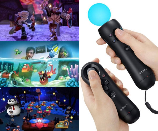 PlayStation Move Games Roundup