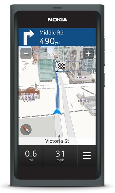 Nokia Drive