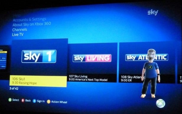 New Xbox 360 Dashboard and Video Services – Features and TV