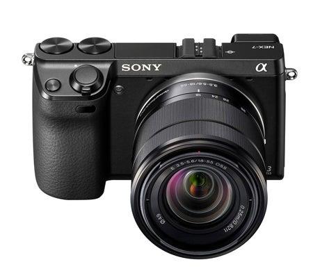 NEX-7 kit lens