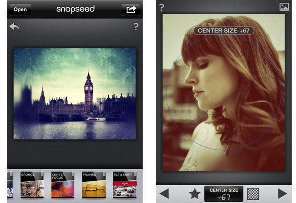 what is snapseed app