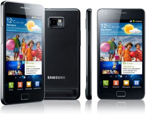 Last Year Saw Samsung Became The Largest Seller Of Smartphones In World Selling 95 Million 12 Months To End 2011