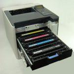 Canon i-SENSYS LBP7660Cdn - Cartridges