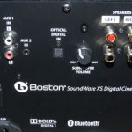 Boston Acoustics SoundWare XS Digital Cinema
