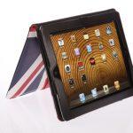 Union Jack iPad 2 case 10