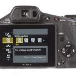 Sony HX200V 3