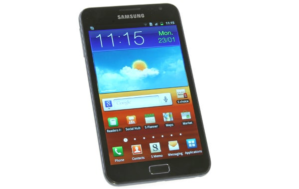 Samsung Galaxy Note Review | Trusted Reviews