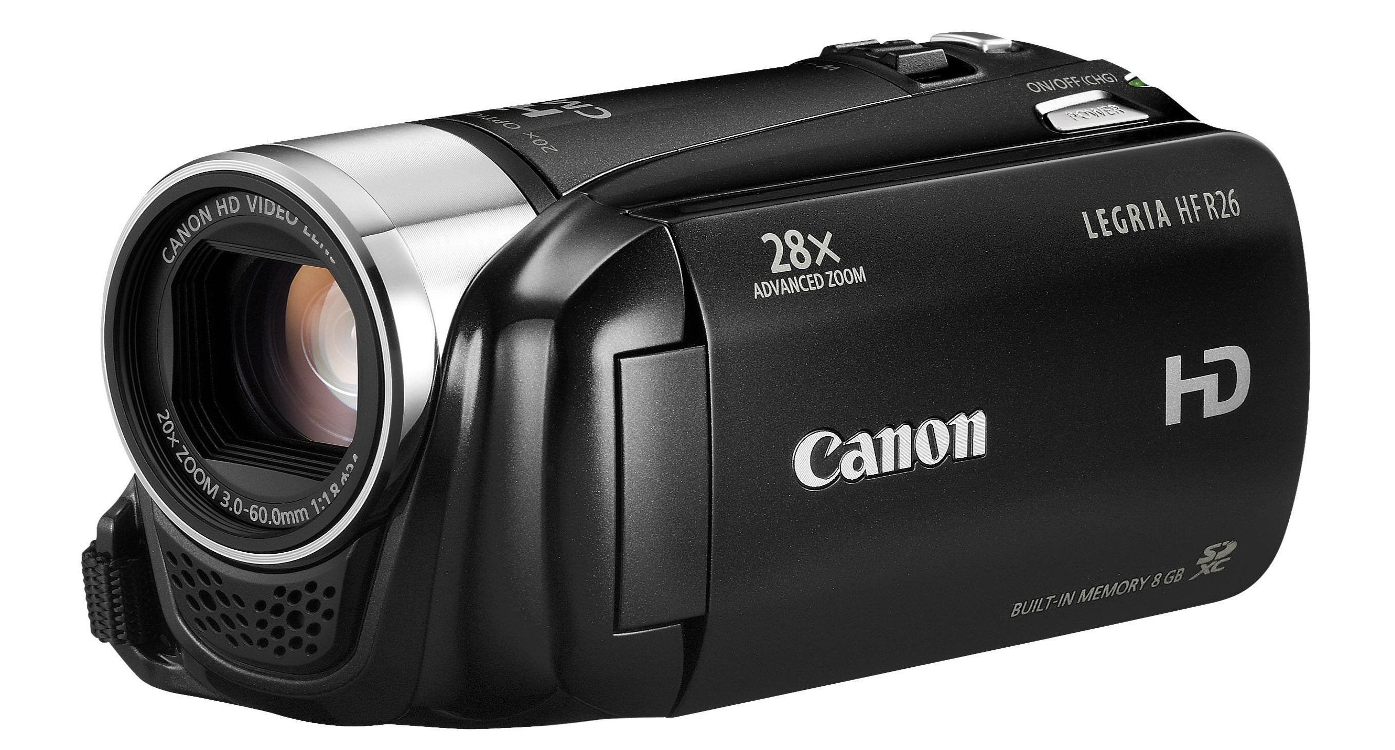 canon legria hf r26 software download