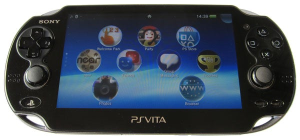 ps vita ar cards games list