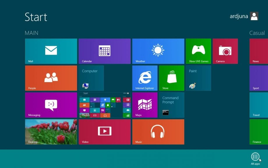 Microsoft Windows 8 Review | Trusted Reviews