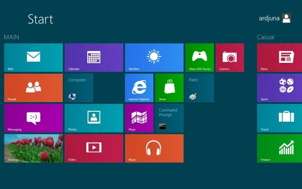 Windows 8 – Compared to Windows 7, Installation, Look and Feel