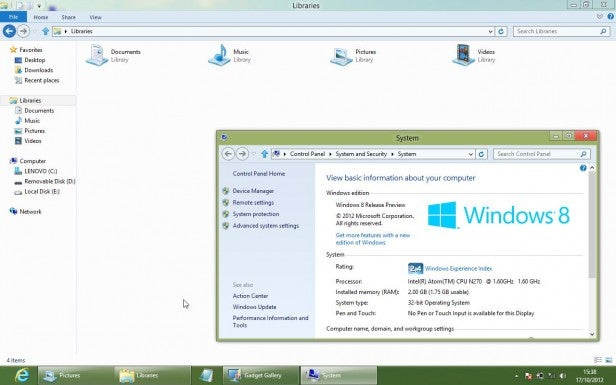 Microsoft Windows 8 Review Trusted Reviews