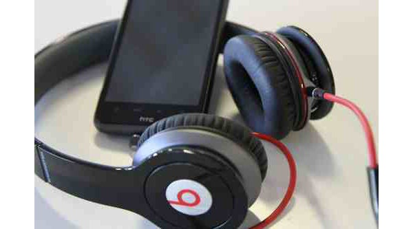 Beats Audio HTC streaming service