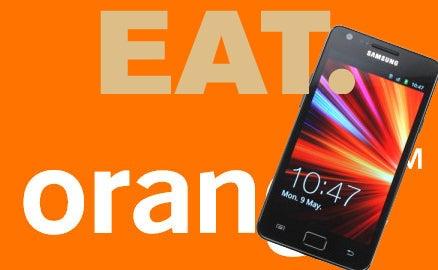 EAT Orange Quick Tap Treats