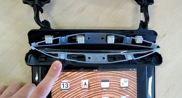 OverBoard iPad 2 case 4
