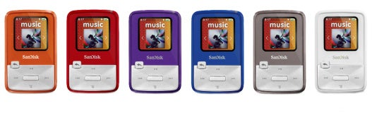 SanDisk Sansa Clip Zip Review | Trusted Reviews