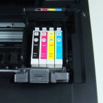 Epson Workforce WF-7525 - Cartridges
