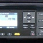 Epson Workforce WF-7525 - Controls
