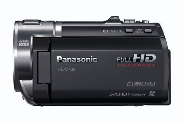 Panasonic Hc V700 Review Trusted Reviews