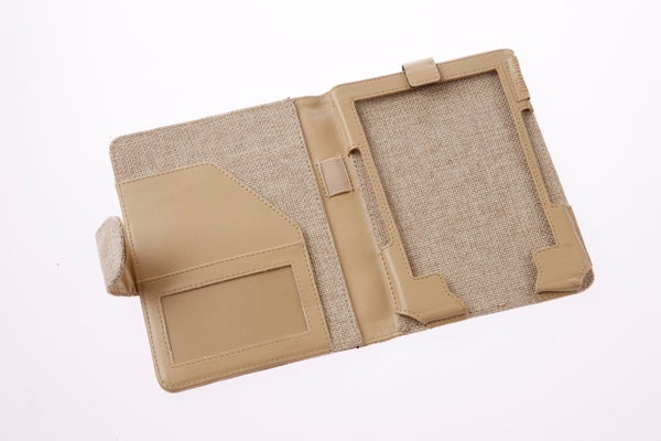 Tuff-Luv Natural Hemp Kindle 4 Case Review | Trusted Reviews
