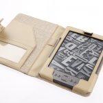 Tuff-Luv Natural Hemp Kindle 4 Case Desert Sand 3