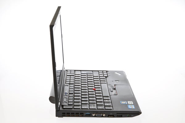 Lenovo ThinkPad X220 side