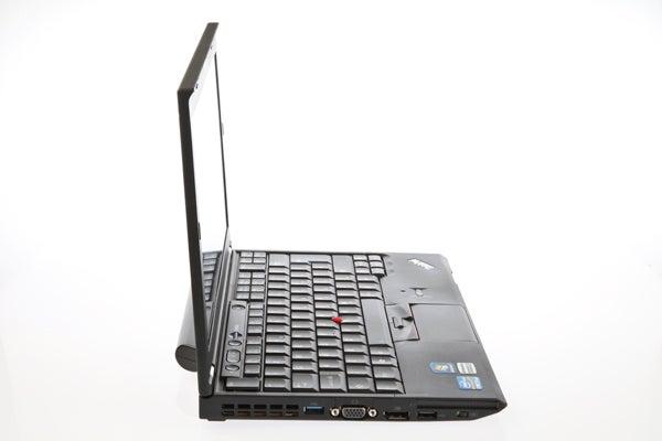 Lenovo ThinkPad X220 side