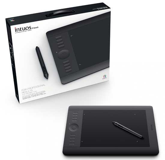 INTUOS5 TOUCH SMALL WINDOWS 8 X64 TREIBER