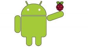 Android Raspberry pi