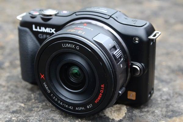 Panasonic Lumix GF5 8