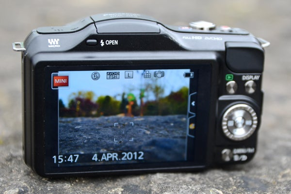 Panasonic Lumix GF5 4