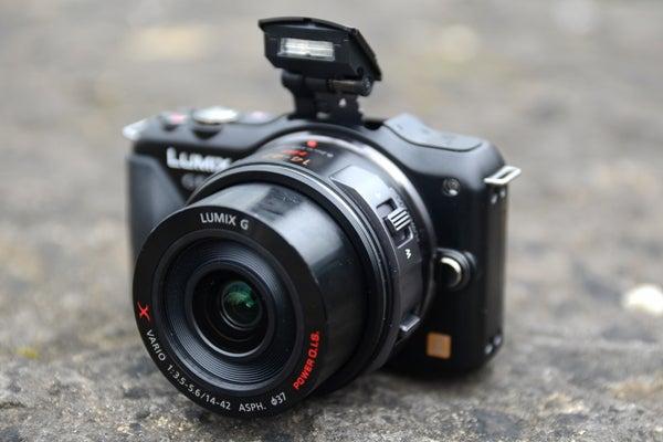 Panasonic Lumix GF5 5