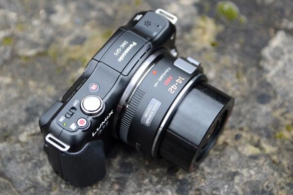 Panasonic Lumix GF5 6