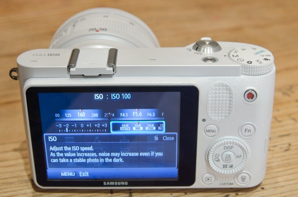 Samsung NX1000 Review | Trusted Reviews
