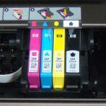 HP Photosmart 6510 - Cartridges
