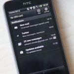 HTC One V 6