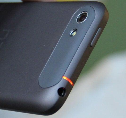HTC One V Notification Light