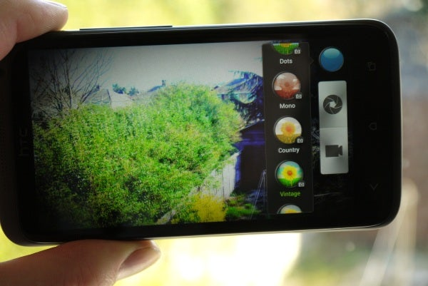 HTC One X - Camera Effects