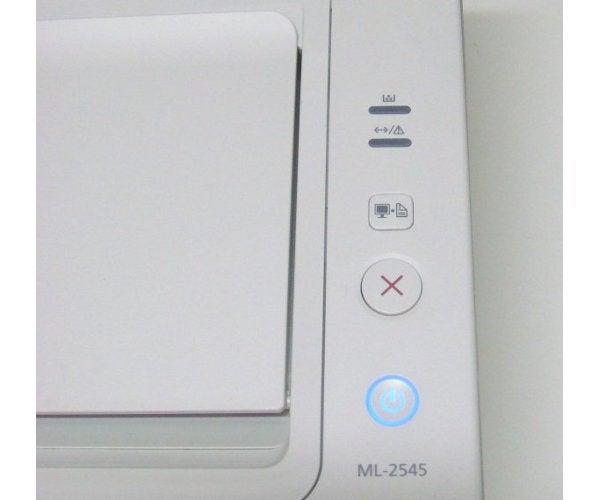 Samsung ML-2545 - Controls
