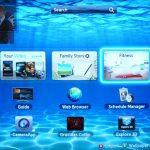 Samsung PS51E8000 - Smart Hub Menu