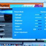Samsung PS51E8000 - Menus