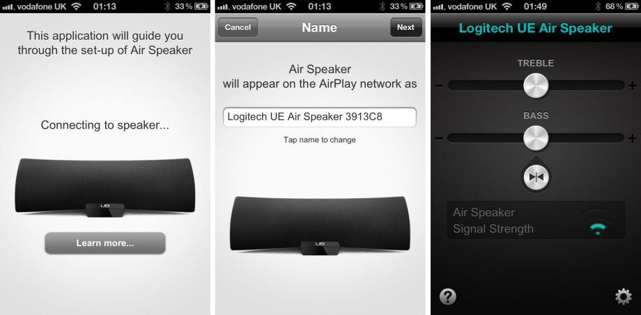 Logitech UE Air AirPlay Dock Review   Trusted Reviews