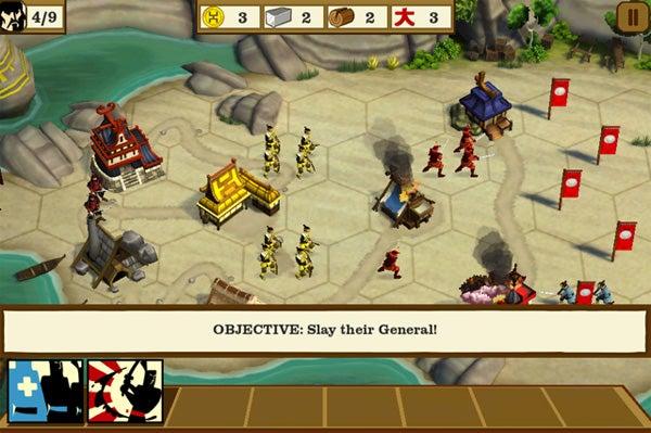 Total War Battles: Shogun iPhone Game Review   Trusted Reviews