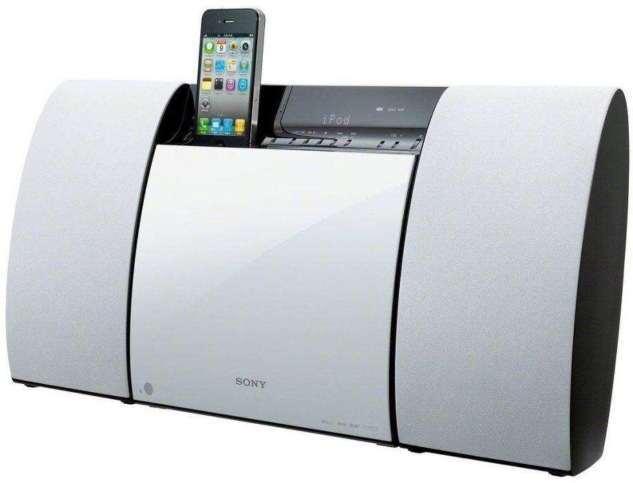 Sony CMT-CX5 Hi-Fi System 1