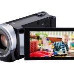 JVC HD Everio GZ-E205
