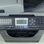 Brother MFC-8880DN - Controls