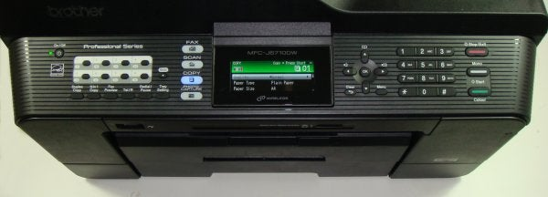 Brother MFC-J6710DW - Controls