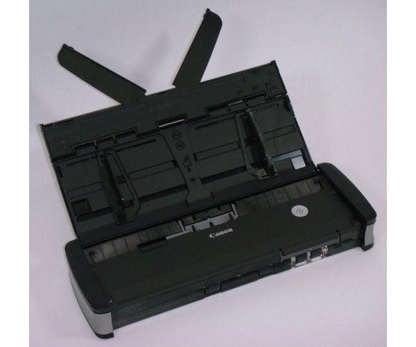 Canon ImageFORMULA P-215 - Open