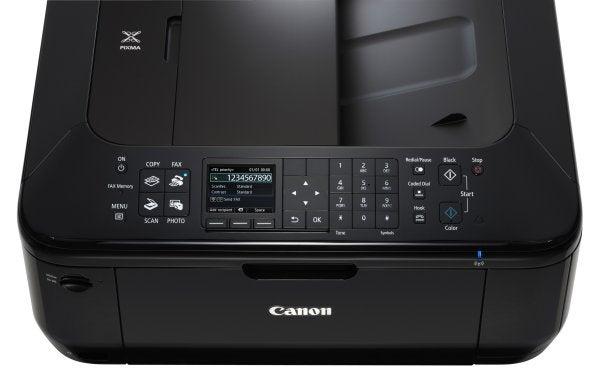Canon PIXMA MX515 - Controls