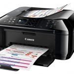 Canon PIXMA MX515 - Open